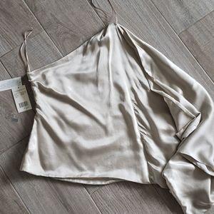 Robert Rodriguez NWT Silk Blouse